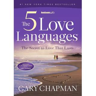 The 5 Love Languages: The Secret to Love that Lasts by Gary Chapman - EBOOK