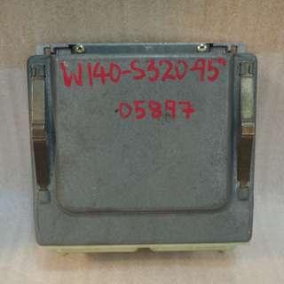 MERCEDES BENZ W140 S320 M104 994 ENGINE CONTROL UNIT ECU 0175455132 #1143