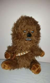 Chewbacca Stuffed Toy (Star Wars)