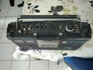 Radio Jadul JVC