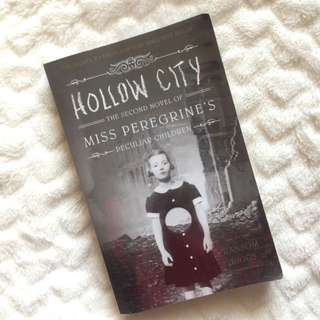 Miss Peregrine's Hollow City