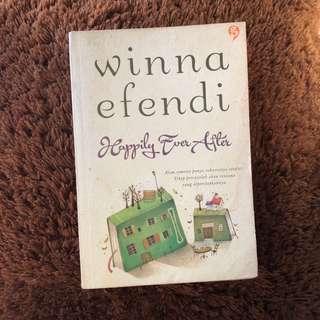 Novel Winna Effendi