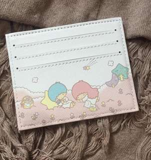 Custom Personalised Card Holder - Little Twin Star