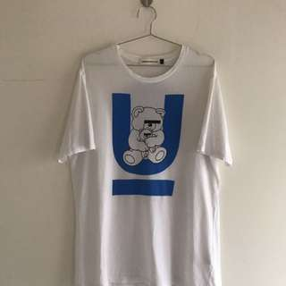 Undercover 小熊Logo Tshirt