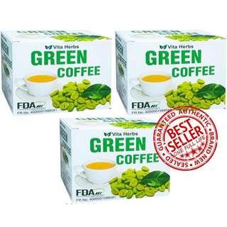 Vita Herbs: Green Coffee