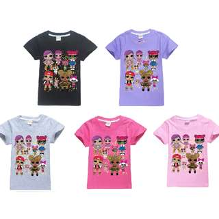 2 for $18 Preorder LOL surprise dolls tee