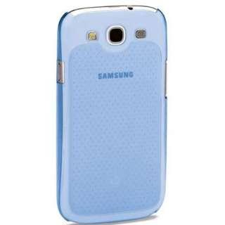Dicota slim cover for Samsung Galaxy S3 (Dark Blue) D30556