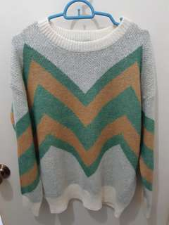 BN unisex knitted sweater top