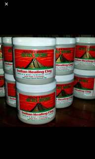 Aztec secret indian healing clay mask, 1lb