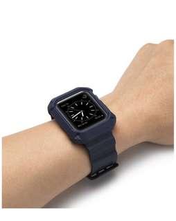 AppleWatch 運動錶殻連錶帶 1秒變G-Shock for 42MM series 1/2/3