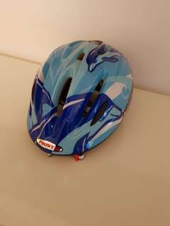 Kids Helmet size XS (good for ages 2 to 3yo)