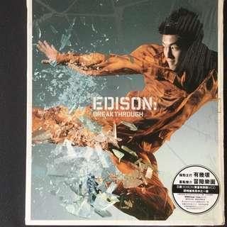 Edison chan Breakthrough(no VCD)