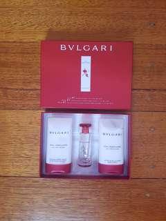 Bvlgari Eau Parfumée Au Thé Rouge Set
