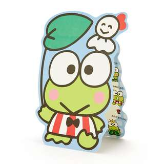 Japan Sanrio Keroppi Character type Multipurpose Card