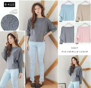 B4122 Women Sweater Tops