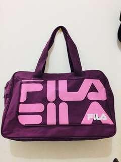 Authentic FILA handbag