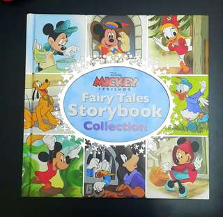 Disney mickey & friends fairy tales collection