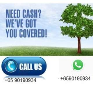 loans for coe, business, personal and many more!