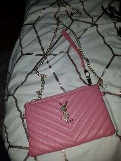 Ysl clutch purse