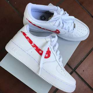 NIKE Air Force 1 LV custom