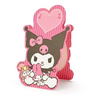 Japan Sanrio Kuromi Character type Multipurpose Card