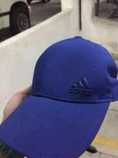 Authentic Blue Adidas Cap
