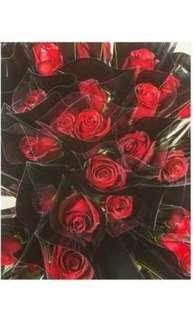 Rose / Single stalk rose / Flower bouquet