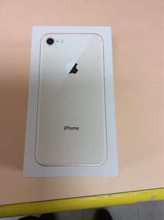 IPhone 8 box only for sale