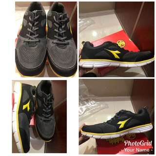 Shoes import