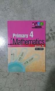MTS P4 MaTH book