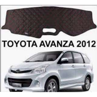 Toyota Avanza 2012 to 2014 Dashboard Cover without diamond