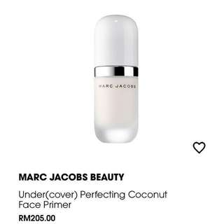 (Incl pos) Marc Jacobs Perfecting Coconut Face Primer