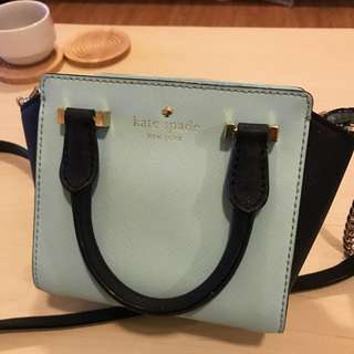 Kate spade leather little bag, very good condition