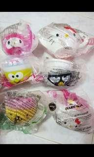 Hello Kitty Mac toys