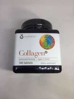 Youtheory Collagen 160 tablets