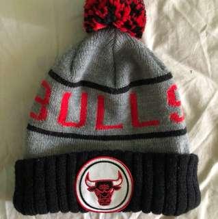 Mitchell and ness Chicago bulls beanie