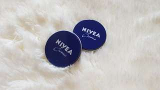 NEW 1 paket Nivea Creme 10ml×2 pcs