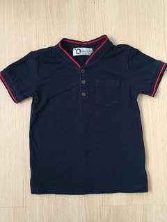 Dark Blue Tshirt #20under