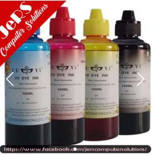 Ink Cuyi dye ink for Epson canon brother and HP Ink