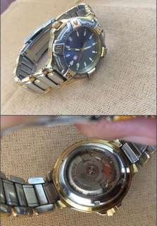 Rush Sale! Swiss Military Automatic unisex watch