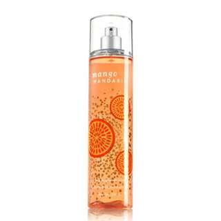 Bath and Body Works Mango Mandarin Fine Fragrance Mist 236ml