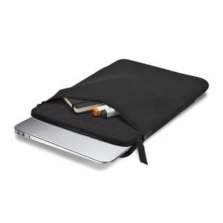 "Dicota Code Sleeve 11"" for Apple Macbooks (Black) D30609"
