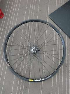 "Novatec/Mavic 26"" Front Wheel"