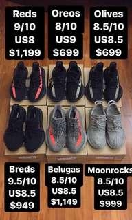yeezy boost sales