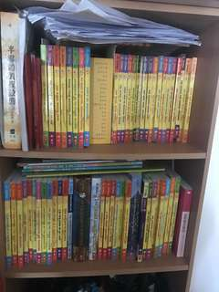 Geronimo stilton;boxcar children; captain underpants