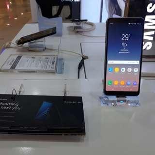 Samsung Galaxy A8+ Kredit Cepat