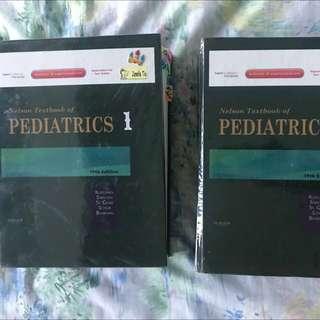 Nelson's Textbook of Pediatrics 19th edition (2 volumes)