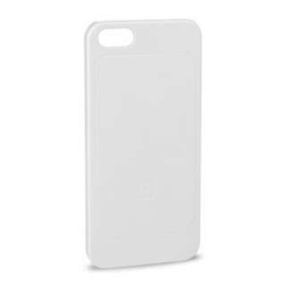 Dicota Slim Cover for iPhone 5 (White) D30613