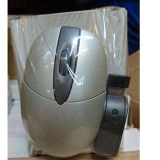 雙飛燕無線滾輪滑鼠