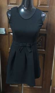 Sale! Bnew with tag Just G dress black
